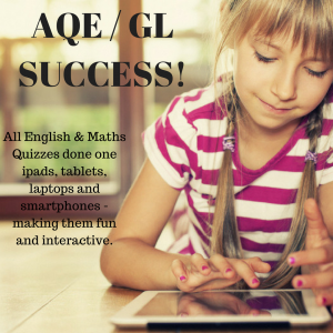 AQE GL SUCCESS!