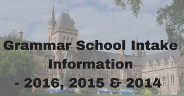 School Intake Information (2)