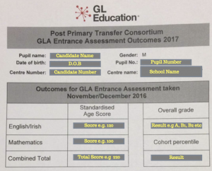 GL Scoring Explained - The Transfer Tutor