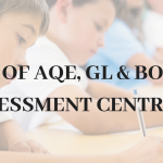 AQE & GL Assessment Centres