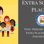 Extra School Places 2019