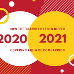 Differences In 2021 Tests